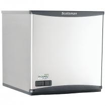 """Scotsman NS0622W-1 Prodigy Plus 22"""" Wide Soft Original Chewable Nugget Style Water-Cooled Ice Machine, 715 lb/24 hr Ice Production, 115V 1-Phase"""