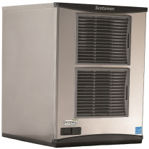 """Scotsman NS1322A-32 Prodigy Plus ENERGY STAR Certified 22"""" Wide Soft Original Chewable Nugget Style Air-Cooled Ice Machine, 1385 lb/24 hr Ice Production, 208-230V 1-Phase"""