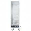 Empura E-PW-120 Non-Insulated Holding / Proofing Cabinet with Removable Universal Pan Slides - 120V