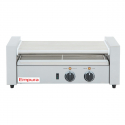 Empura E-RG-07 Stainless Steel 18 Hot Dog Roller Grill with 7 Rollers - 120V