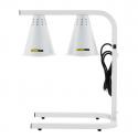 Empura HL-2 Heat Lamp / Food Warmer 2 Bulb Free Standing