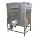 "Hoshizaki HCD-1000B Ice Bagging System 1078 lb Capacity 48"" Wide Storage Bin"