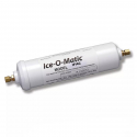 """Ice-O-Matic IFI4C 1/4"""" Compression Single Inline Water Filter Cartridge With IsoNet Scale Inhibitor, 1.0 GPM, 10 Micron"""