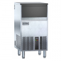 Ice-O-Matic UCG130GA Undercounter 121 LB Per Day Gourmet Grande Cube-Style Air-Cooled Ice Machine With Built-In 48-1/2 LB Capacity Bin, R290A Hydrocarbon Refrigerant, 115V