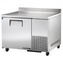 """True TWT-44 44"""" Deep Work Top Refrigerator with One Door - 11.4 Cu. Ft."""